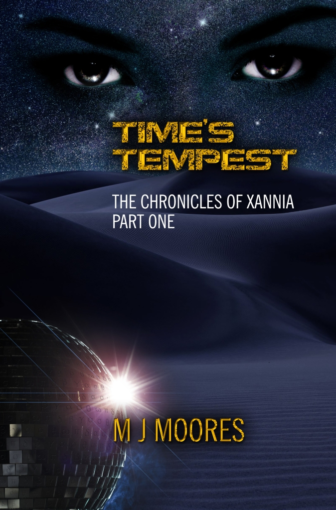 Time's Tempest - Cover Reveal