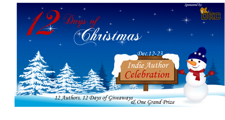 12 Days of Christmas Giveaway DKC